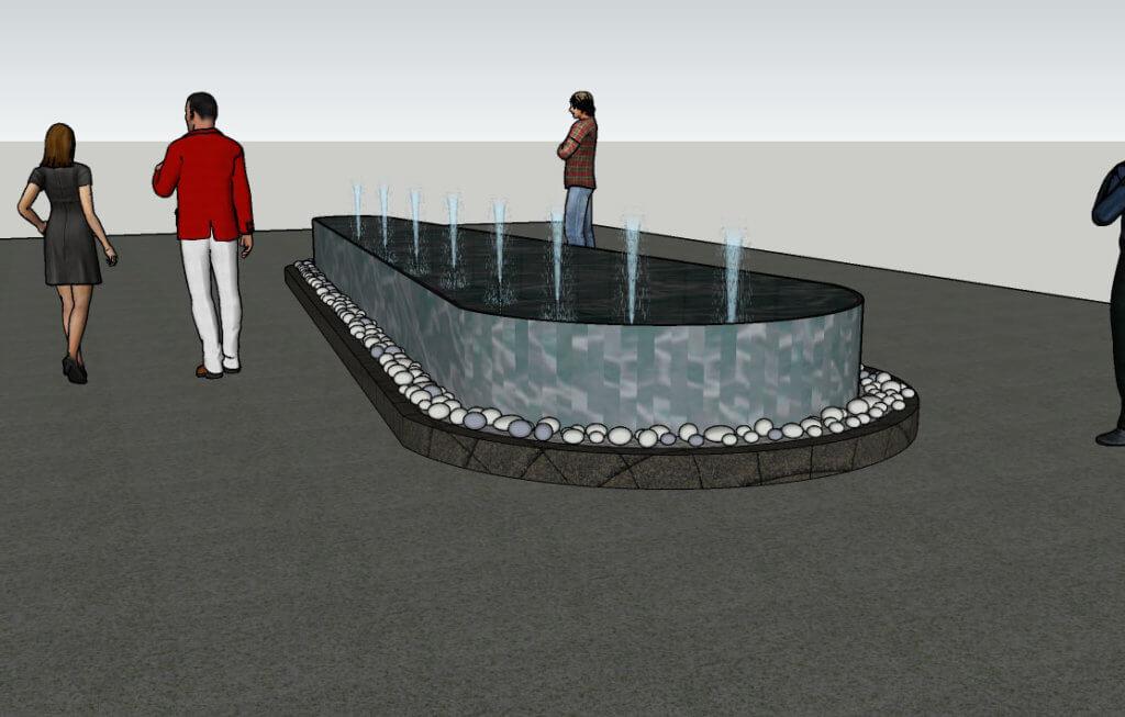 Proyecto Fuente Cuauhtémoc