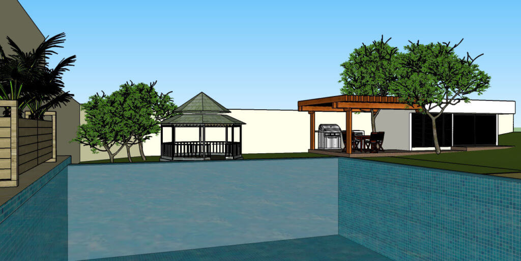 Proyecto Alberca Residencial Altavista