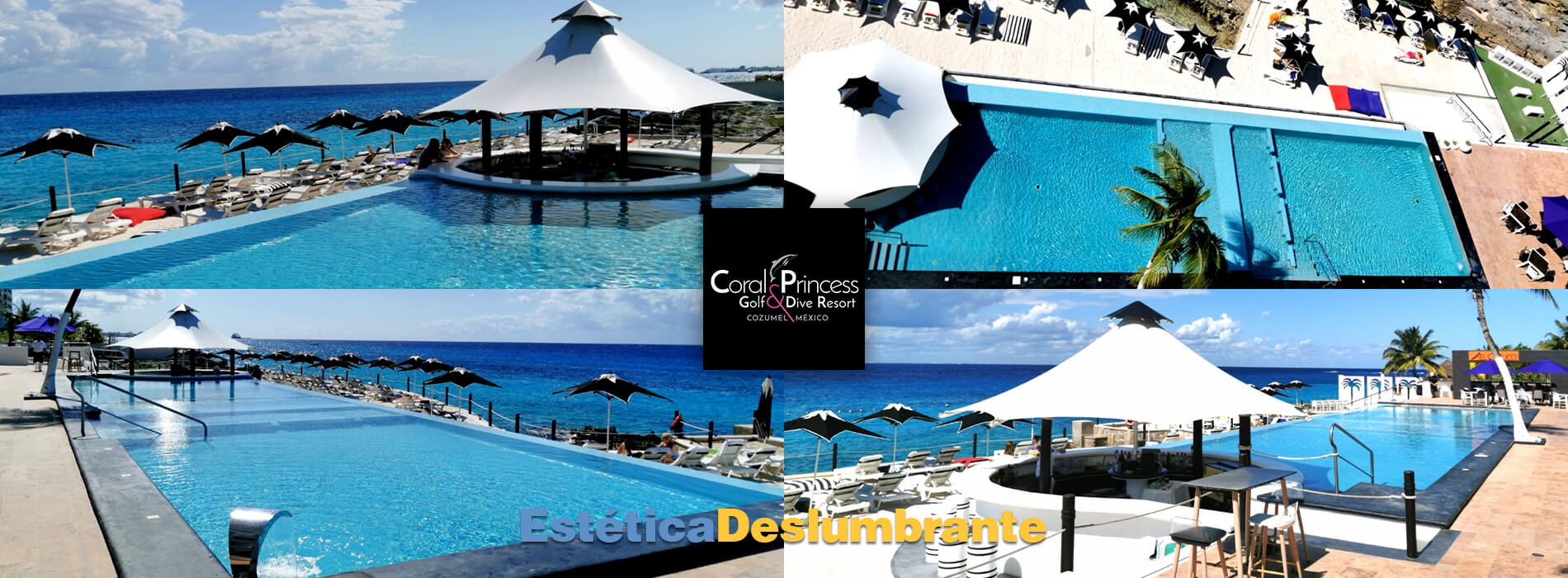 diseño y construcción de albercas en cancún